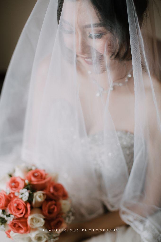 Sharon & Steven - Wedding Photography by Framelicious Studio - 015
