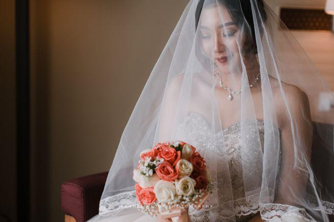 Sharon & Steven - Wedding Photography by Framelicious Studio - 016