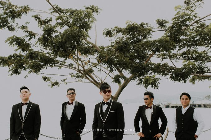Sharon & Steven - Wedding Photography by Framelicious Studio - 017