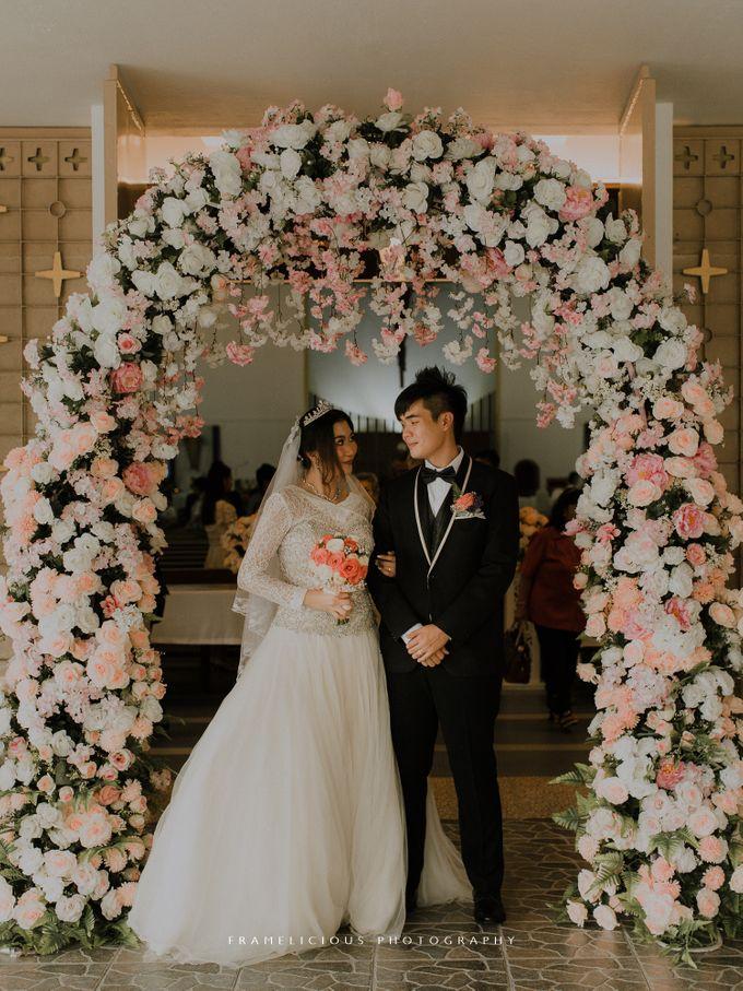 Sharon & Steven - Wedding Photography by Framelicious Studio - 019