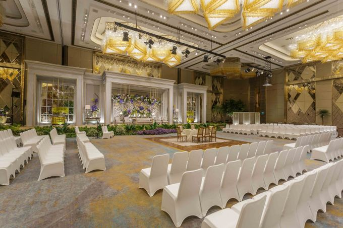Wedding of Anggita & Rizky by InterContinental Jakarta Pondok Indah - 007