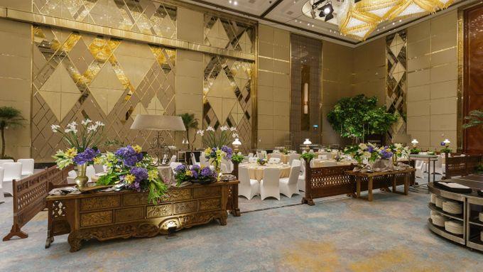 Wedding of Anggita & Rizky by InterContinental Jakarta Pondok Indah - 008
