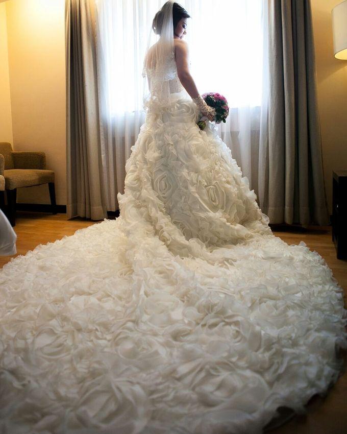 Wedding MakeUp N SulamAlis by Weiching Bridal Make Up - 005