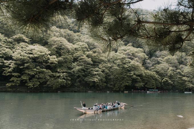 Japan Pre Wedding by Framelicious Studio - 006