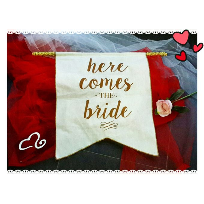 Wedding Flag by Sweetlovecollection - 008