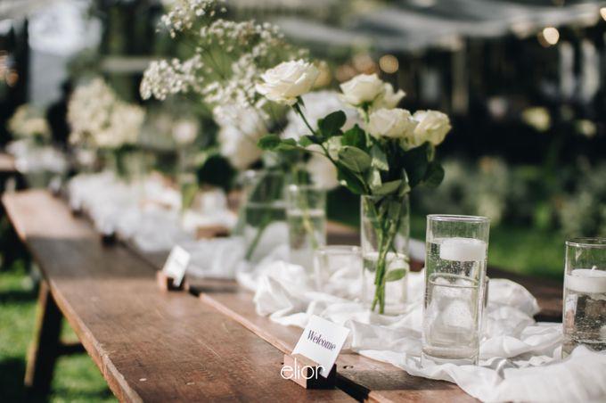 The Wedding Of Ferdi & Tania by Elior Design - 001