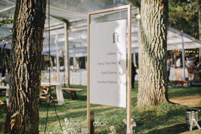 The Wedding Of Ferdi & Tania by Elior Design - 004