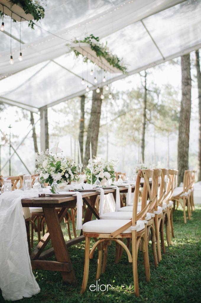 The Wedding Of Ferdi & Tania by Elior Design - 006