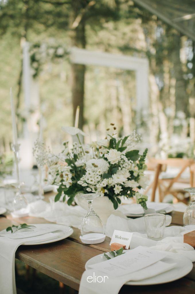 The Wedding Of Ferdi & Tania by Elior Design - 007