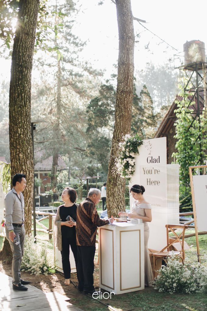 The Wedding Of Ferdi & Tania by Elior Design - 008