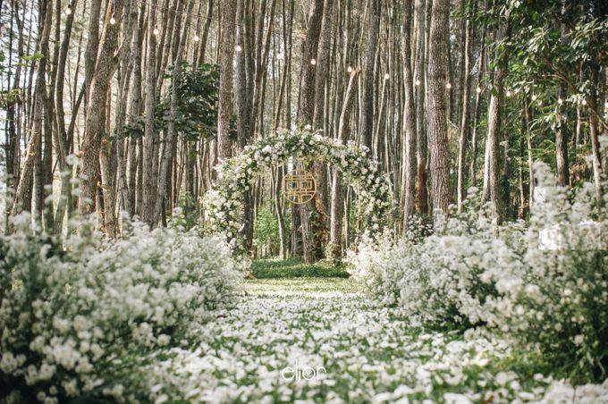 The Wedding Of Ferdi & Tania by Elior Design - 002