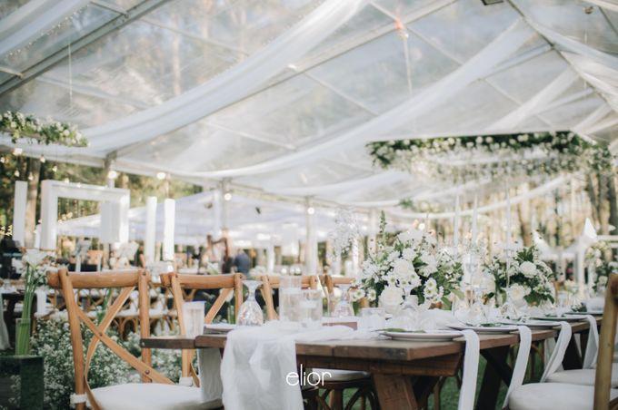 The Wedding Of Ferdi & Tania by Elior Design - 010