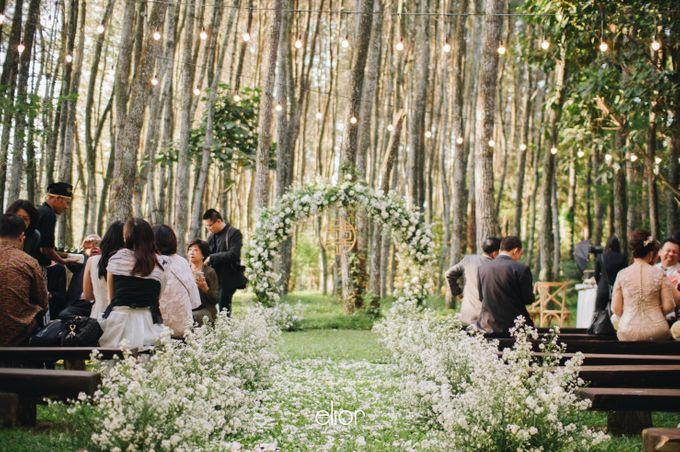 The Wedding Of Ferdi & Tania by Elior Design - 011