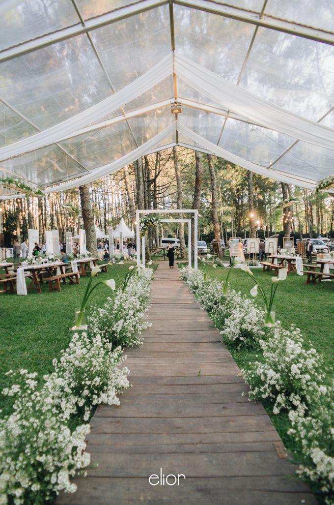The Wedding Of Ferdi & Tania by Elior Design - 013