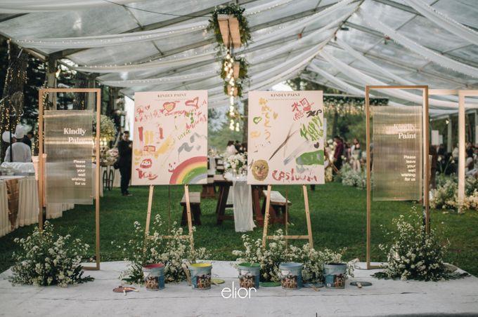 The Wedding Of Ferdi & Tania by Elior Design - 017
