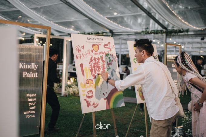 The Wedding Of Ferdi & Tania by Elior Design - 018
