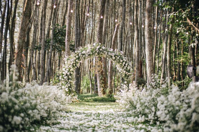 The Wedding Of Ferdi & Tania by Elior Design - 015