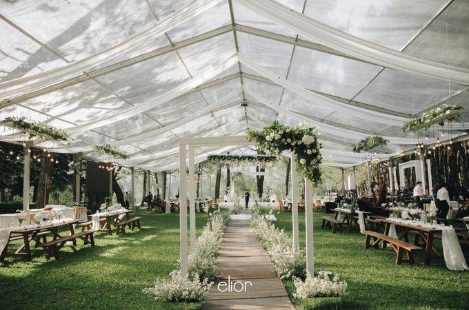 The Wedding Of Ferdi & Tania by Elior Design - 003