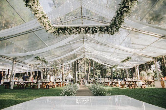 The Wedding Of Ferdi & Tania by Elior Design - 021
