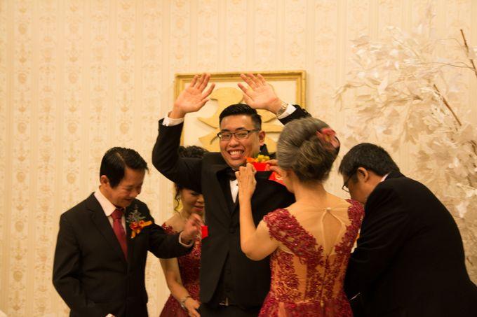 Wedding Andrianto & Melisa by Red Hat Organizer - 014