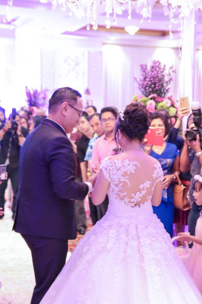 Wedding Michael & Felinda, 23 Oktober 2016 by Red Hat Organizer - 002