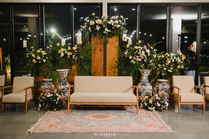 THE WEDDING OF SONIA&BOBBY by THE HIVE BUMI PANCASONA - 001