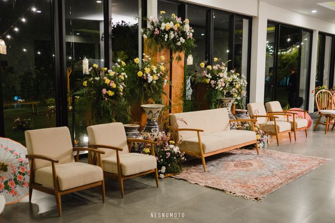 THE WEDDING OF SONIA&BOBBY by THE HIVE BUMI PANCASONA - 002