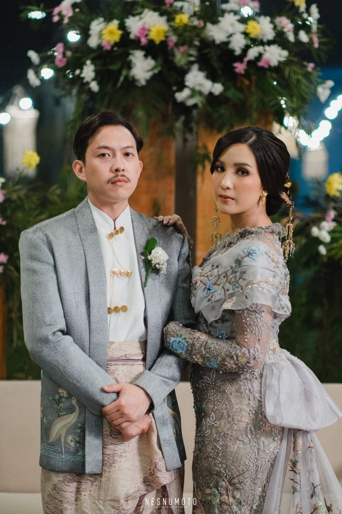 THE WEDDING OF SONIA&BOBBY by THE HIVE BUMI PANCASONA - 008