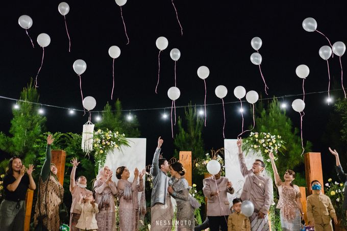 THE WEDDING OF SONIA&BOBBY by THE HIVE BUMI PANCASONA - 011