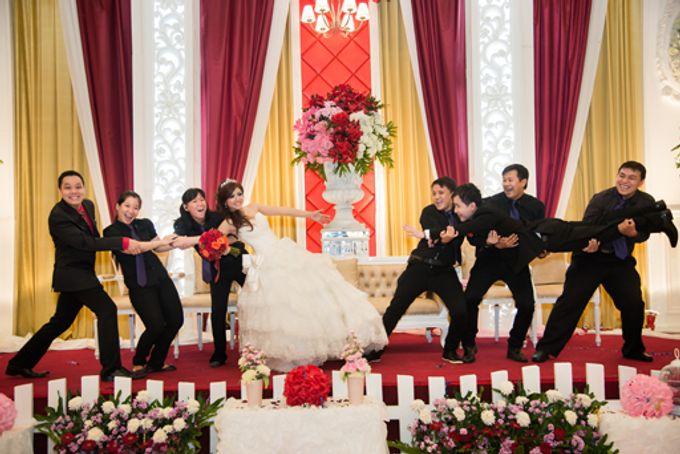 the wedding of Budi & Stephanie - 30 Juni 2013 by Full House the organizer & entertainment - 001