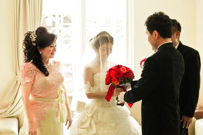 the wedding of Budi & Stephanie - 30 Juni 2013 by Full House the organizer & entertainment - 006