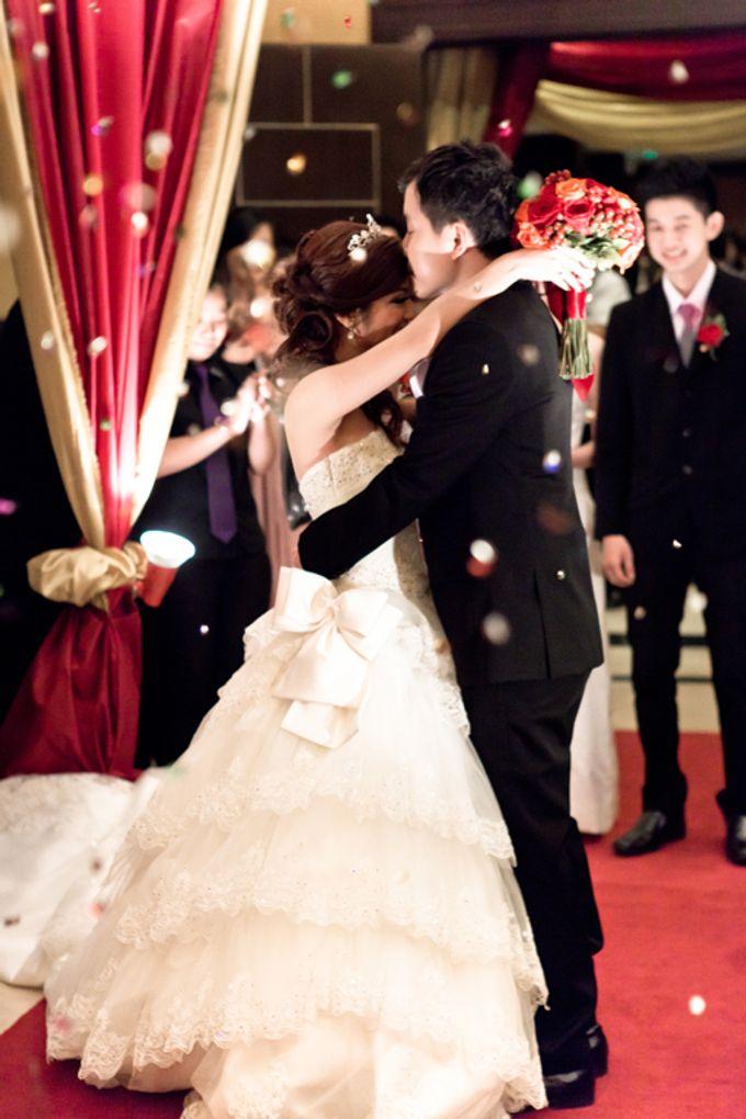 the wedding of Budi & Stephanie - 30 Juni 2013 by Full House the organizer & entertainment - 007