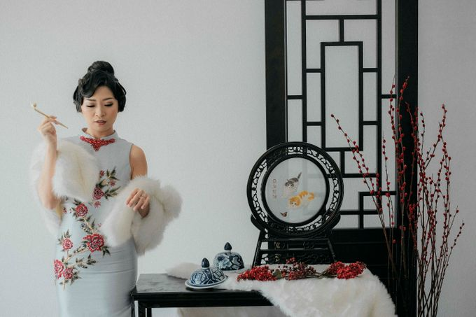 Full Moon Soiree - A Styled Shoot by NOMA Jewelry & Accessories - 002