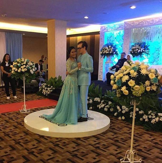 Mario & Rucita Wedding by grandkemang Jakarta - 001