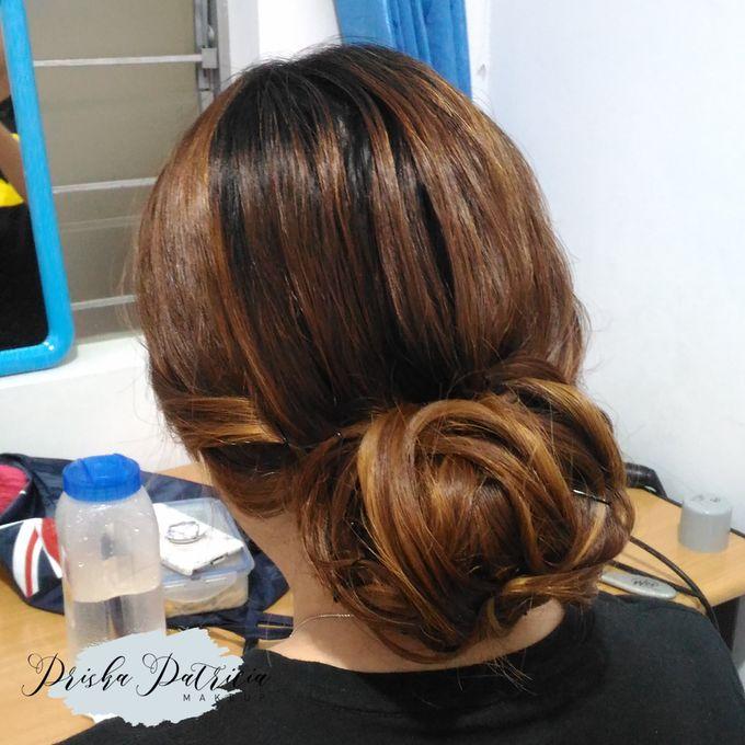 HAIRDO by Priska Patricia Makeup by Priska Patricia Makeup - 002
