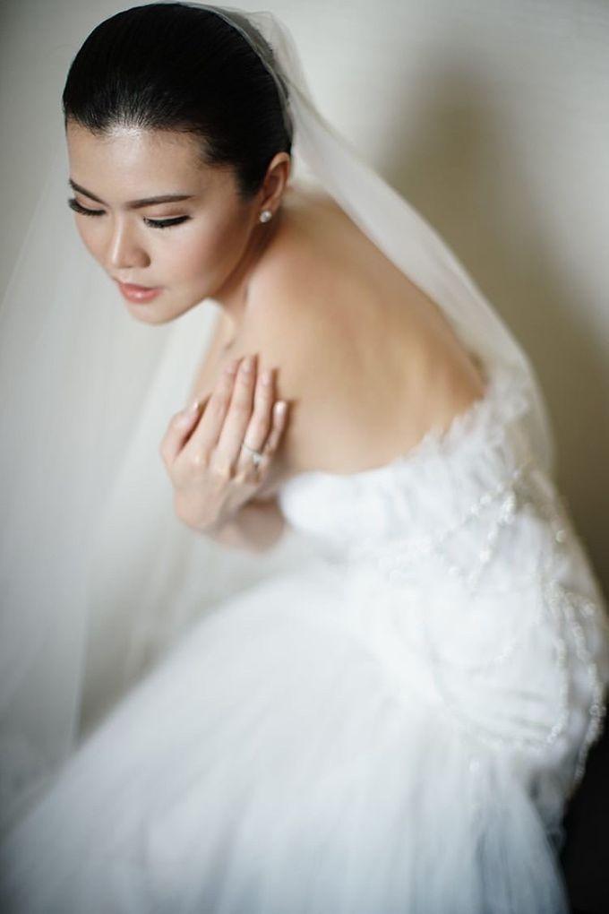 The Wedding Andrew & Caroline by Priscilla Myrna - 001