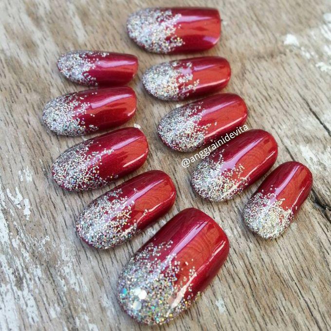 Fake Nails by Story of Nailart - 037