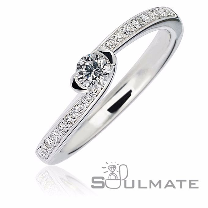 Solitaire Series by Cincin Soulmate - 012