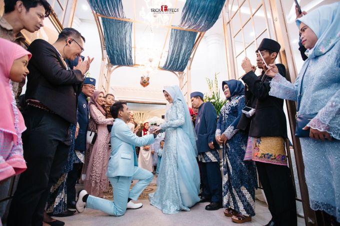 The Wedding of Angga Putra & Afnaaliya by Trickeffect - 028
