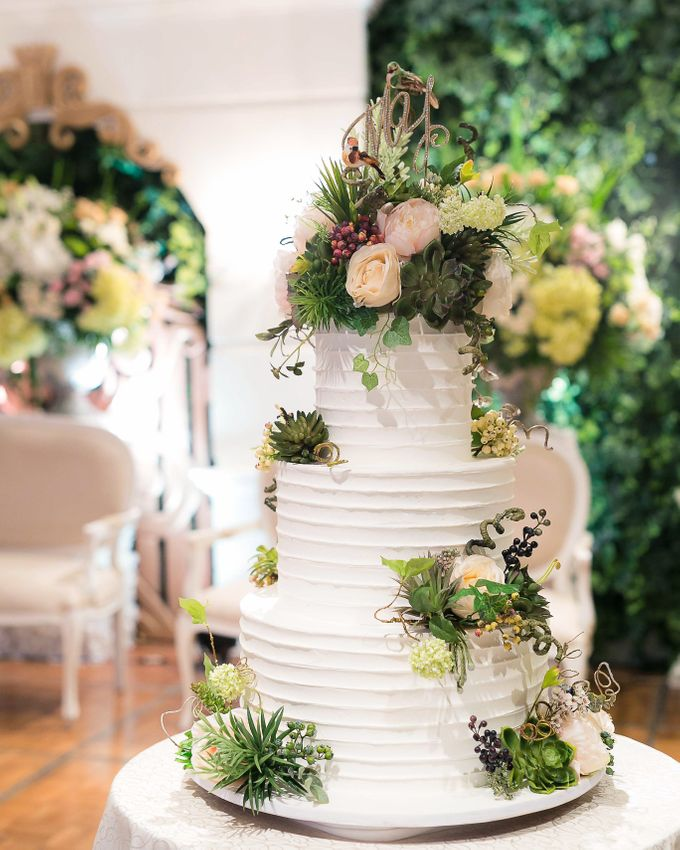 3 Tiers by Amor Cake - 003