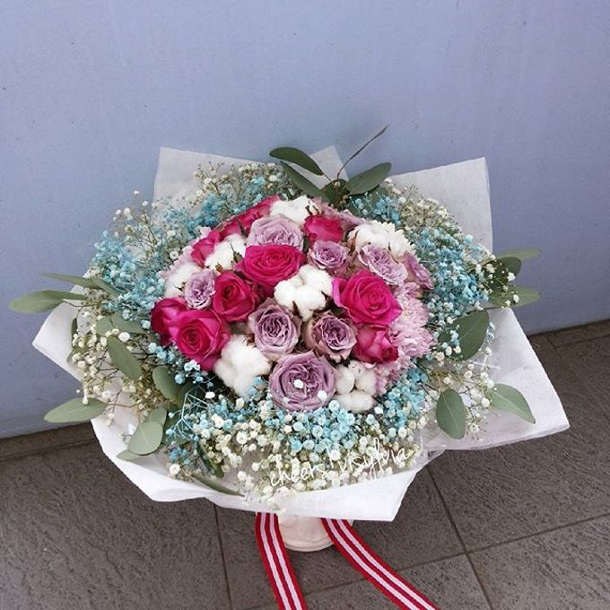 Gift Bouquet  by visylviaflorist - 036