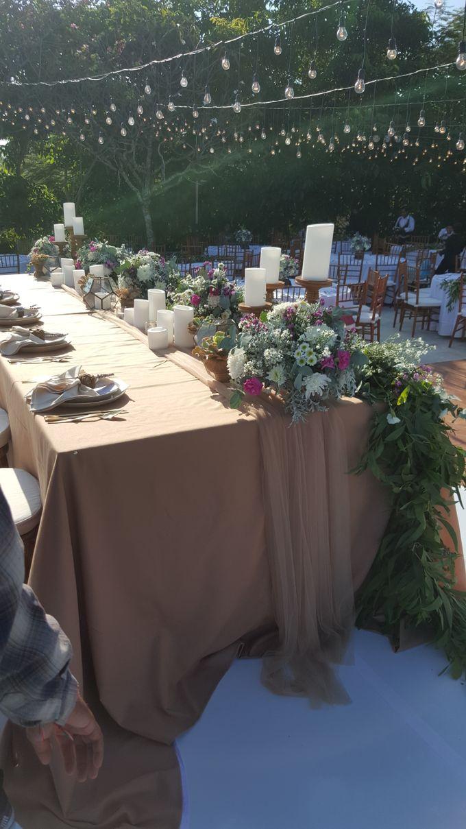 Sunset Garden Party by d'Oasis Florist & Decoration - 049