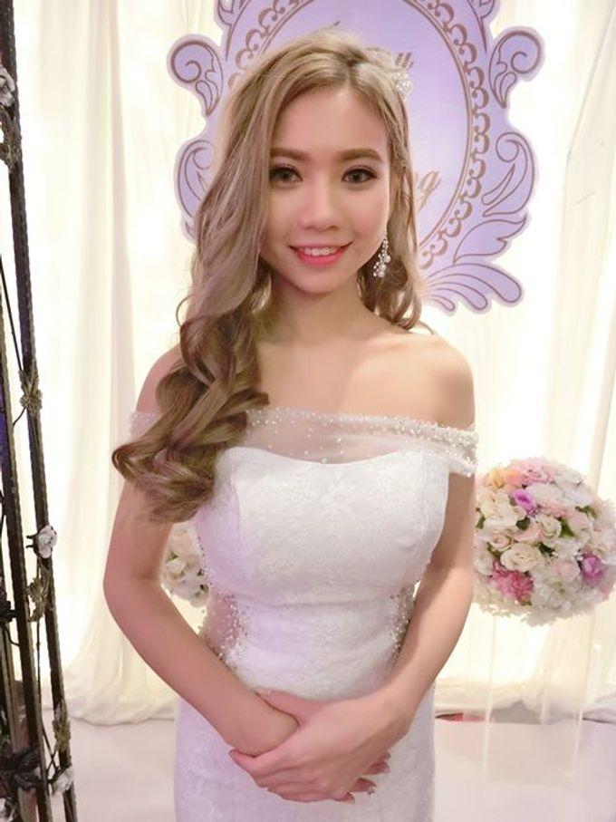Wedding Day Bride Makeup Service by Elizabeth Lee Makeup Artist - 014