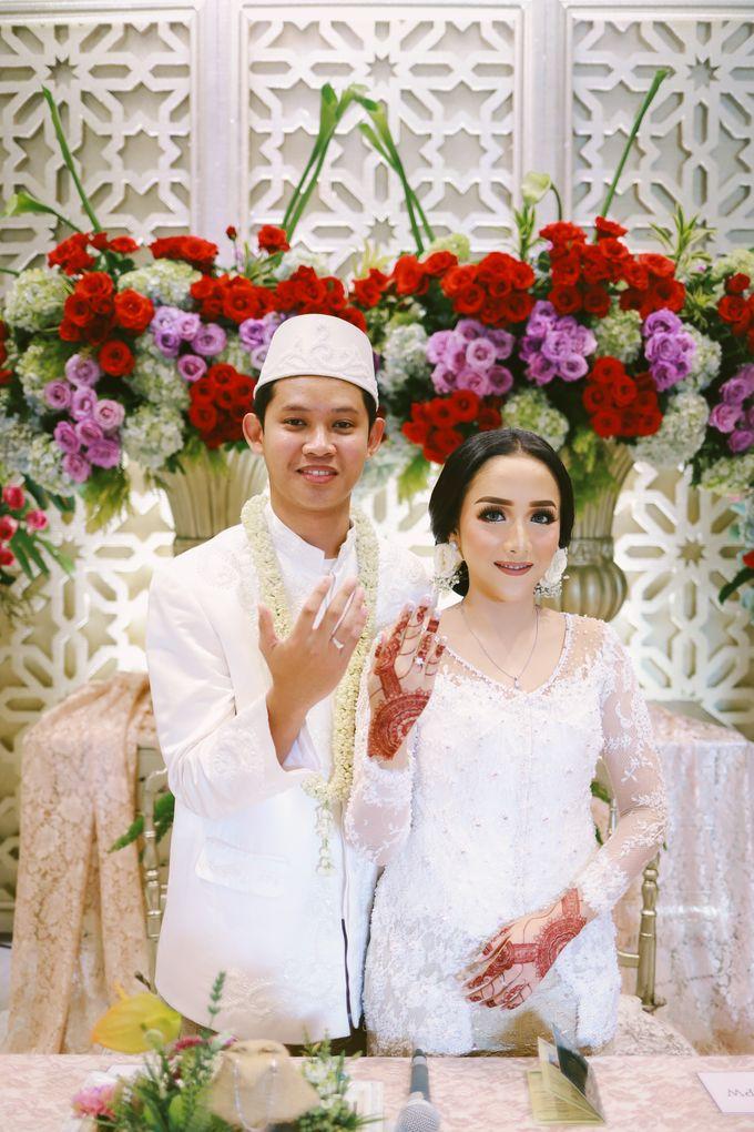 Farah & Zakki Wedding by Akuwedding - 013