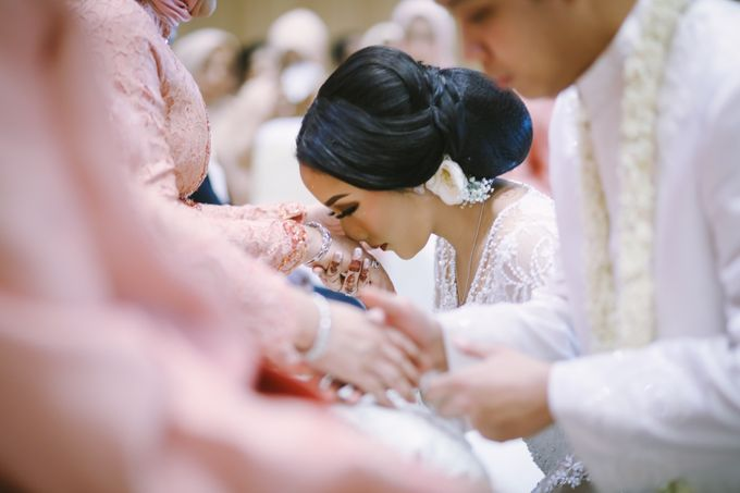 Farah & Zakki Wedding by Akuwedding - 014