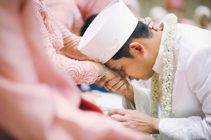 Farah & Zakki Wedding by Akuwedding - 015