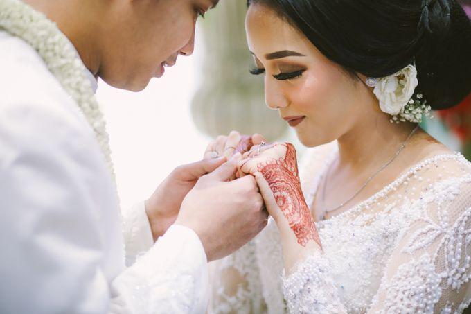 Farah & Zakki Wedding by Akuwedding - 016
