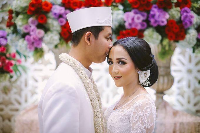 Farah & Zakki Wedding by Akuwedding - 017