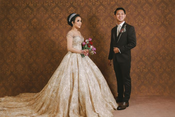 Farah & Zakki Wedding by Akuwedding - 021