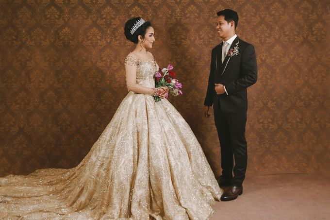 Farah & Zakki Wedding by Rent a Gown - 010